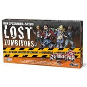 Zombicide Season 3: Lost Zombivors Set - EN