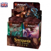 MTG - Strixhaven: School of Mages Theme Booster Display (10 Packs) - EN