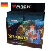 MTG - Strixhaven: School of Mages Collector Booster Display (12 Packs) - DE