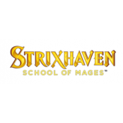 MTG - Strixhaven: School of Mages Commander Deck Display (5 Decks) - SP