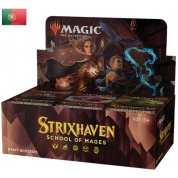 MTG - Strixhaven: School of Mages Draft Booster Display (36 Packs) - PT