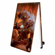 UP - Pad of Perception with Fire Giant Art for Dungeons & Dragons