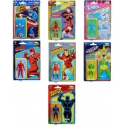 Hasbro Marvel Legends 3.75-inch Retro 375 Collection Assortment (8) Wave 2