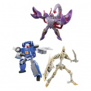 Hasbro Transformers Toys Generations War for Cybertron: Kingdom Deluxe Assortment (8) Wave 3