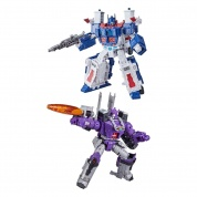 Hasbro Transformers Toys Generations War for Cybertron: Kingdom Leader Assortment (2) Wave 3