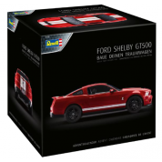 Advent Calendar Ford Shelby GT 2021 (1:25) - EN/DE/FR/NL/ES/IT