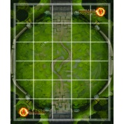 Genesis: Battle of Champions Neoprene Game Mat: Ajna