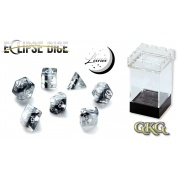 Eclipse Dice Luna (7 Dice Set)