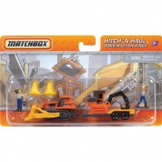 MATTEL Matchbox Hitch N Haul Sortiment (8) - 10% Aktionsrabatt