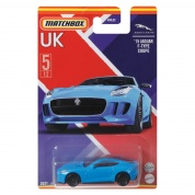 MATTEL Matchbox Best of UK Die-Cast Sortiment (10) - 10% Aktionsrabatt