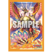 Bushiroad Cardfight!! Vanguard overDress Mini Sleeve Collection Tenrin Seiryu Nirvana Display (12 Packs)
