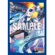 Bushiroad Cardfight!! Vanguard overDress Mini Sleeve Collection Celas White, Princess of the Extreme Light Display (12 Packs)