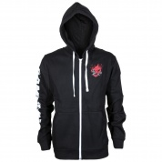 Cyberpunk 2077 Biggest Fan Zip-Up Hoodie
