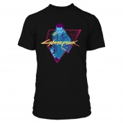 Cyberpunk 2077 Cyber Enhanced Premium Tee