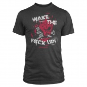 Cyberpunk 2077 Wake Up Spray Premium Tee