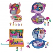 Polly Pocket Schatullen Sortiment (8) -20% Aktionspreis