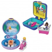 Polly Pocket Mini-Schatulle Sortiment im Thekendisplay (12) -20% Aktionspreis