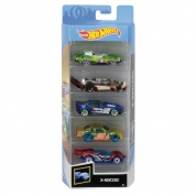 Hot Wheels 5er Geschenkset Sortiment (12) -20% Aktionspreis