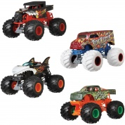 Hot Wheels Monster Trucks 1:24 Die-Cast Sortiment (4) -20% Aktionspreis