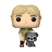 Funko POP! Crocodile Hunter - Steve Irwin w/Sui Vinyl Figure 10cm