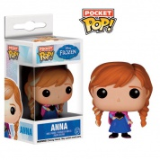 Funko POP! Frozen - Pocket POP! Anna vinyl figure 4cm