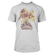 World of Warcraft Fire Lord Premium Tee