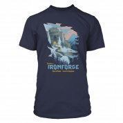 World of Warcraft Journey to Ironforge Premium Tee