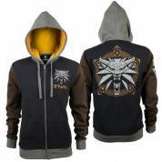 The Witcher 3 Runestone Zip-Up Hoodie