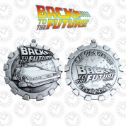Back to the Future Limited Edition Medallion