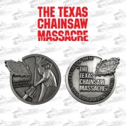 Texas Chainsaw Masssacre Limited Edition Medallion