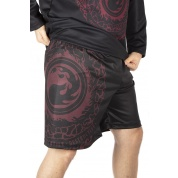 MTG Red Mana Shorts