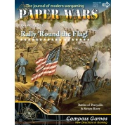 Paper Wars Issue 96: Magazine & Game (Rally 'Round The Flag) - EN