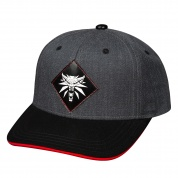 The Witcher 3 Monster Slayer Snap Back Hat