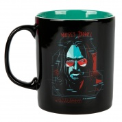 Cyberpunk 2077 Digital Ghost Mug