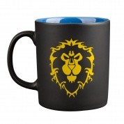 World of Warcraft Alliance Logo Mug