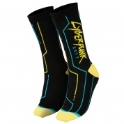 Cyberpunk 2077 Cyber Tech Socks