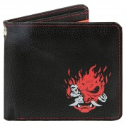 Cyberpunk 2077 Night Samurai Bi-Fold Wallet