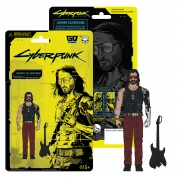 Cyberpunk 2077 Johnny Silverhand GoFigs Action Figure