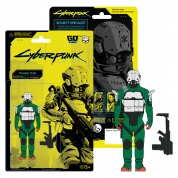 Cyberpunk 2077 Trauma Team GoFigs Action Figure