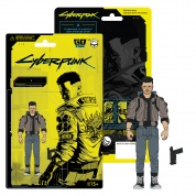 Cyberpunk 2077 V Male GoFigs Action Figure