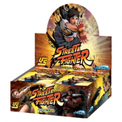 UFS - Street Fighter Booster Display (24 Packs) - EN