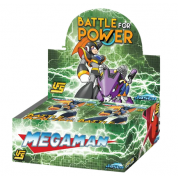UFS - Megaman Battle for Power Booster Display (24 Packs) - EN