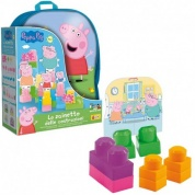 Peppa Pig - Baby Construction Backpack