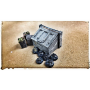 Kraken Wargames: Waste Disposal Set