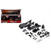 Batman Build&Collect 1989 Batmobile 1:24