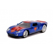 Superman 2005 Ford GT 1:32