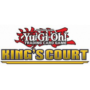 YGO - King's Court - Special Booster Display (24 Packs) - DE