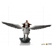 Harry Potter - Harry Potter and Buckbeak Deluxe Art Scale 1/10