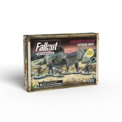 Fallout: Wasteland Warfare - Caeser's Legion: Veteran Wave - EN