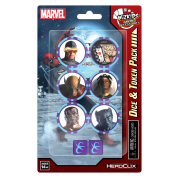 Marvel HeroClix: X-Men Rise and Fall Dice and Token Pack - EN
